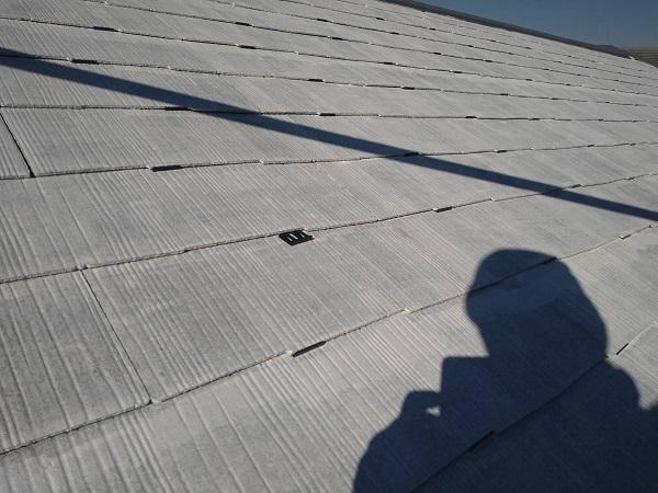 大阪府大阪市 屋根塗装 化粧スレート屋根 下塗り 縁切りとは (1)