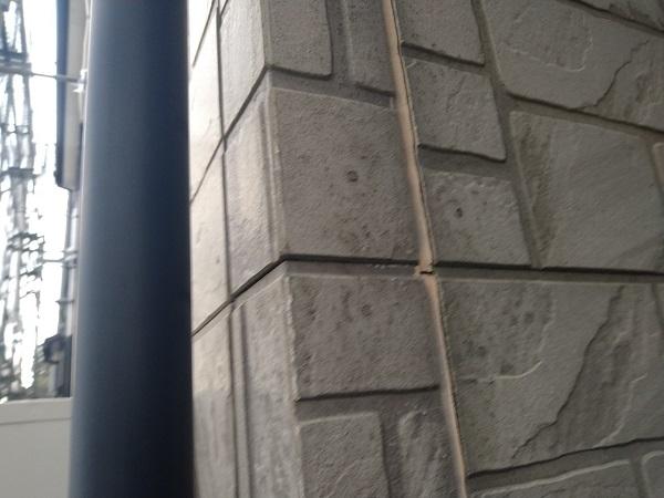 大阪府大阪市 D様邸 屋根塗装・外壁塗装・付帯部塗装 シーリング工事の工程 シーリングが施されている場所とは (3)