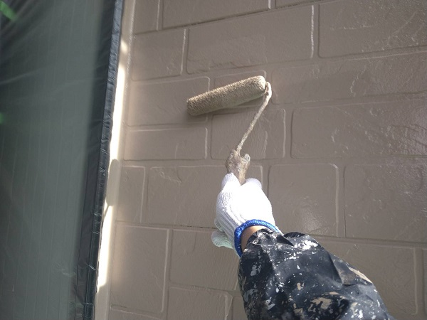大阪府大阪市 D様邸 屋根塗装・外壁塗装・付帯部塗装 下塗りの目的 重ね塗りが必要な理由 (2)