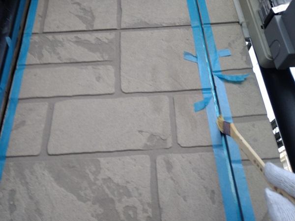 大阪府大阪市 D様邸 屋根塗装・外壁塗装・付帯部塗装 シーリング工事の工程 シーリングが施されている場所とは (4)
