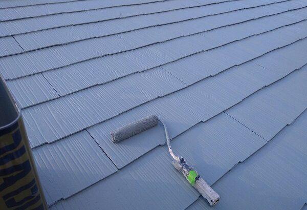 大阪府大阪市 屋根塗装 ダイヤスーパーセランマイルド 遮熱塗料は、色によって日射反射率が異なります! (3)