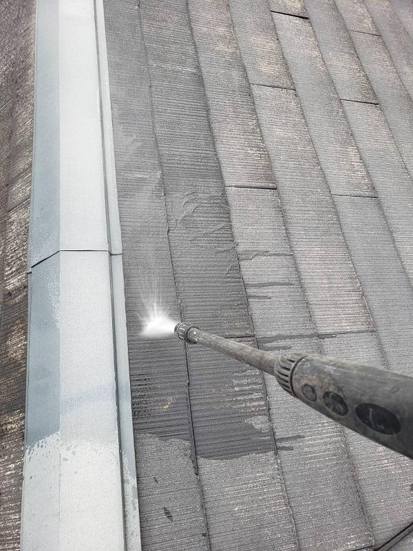 大阪府大阪市 外壁塗装・屋根塗装 高圧洗浄 水道代はいくらかかるか (2)
