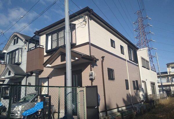 大阪府豊中市 D様邸 屋根塗装 外壁塗装 (2)