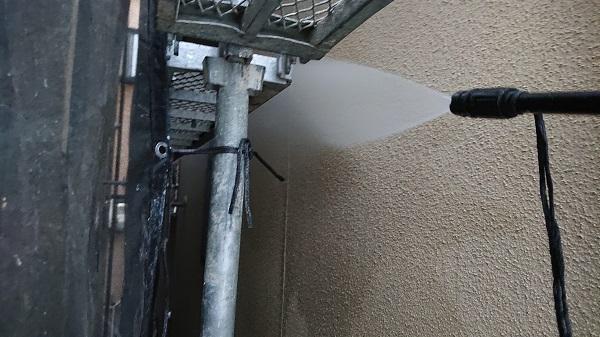 大阪府大阪市 外壁塗装・屋根塗装 高圧洗浄 水道代はいくらかかるか (1)