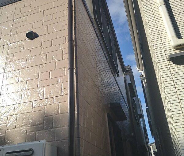 大阪府豊中市 D様邸 屋根塗装 外壁塗装 関西ペイント ラジカル制御型塗料 アレスダイナミックトップ (2)