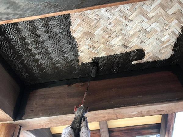 大阪府大阪市 付帯部塗装 付帯部とは ケレン作業が重要な理由 (3)