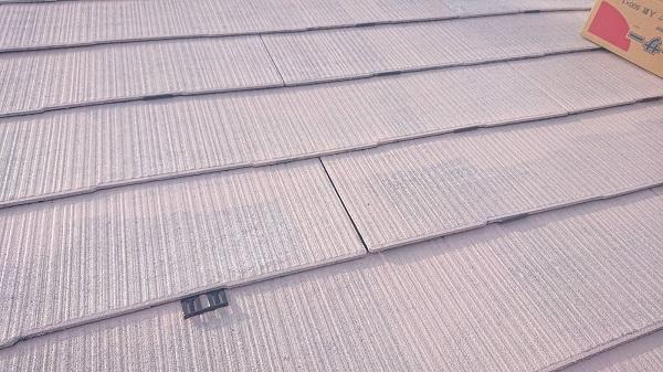 大阪府吹田市 屋根塗装 縁切りとは 日本ペイント サーモアイ4F (4)