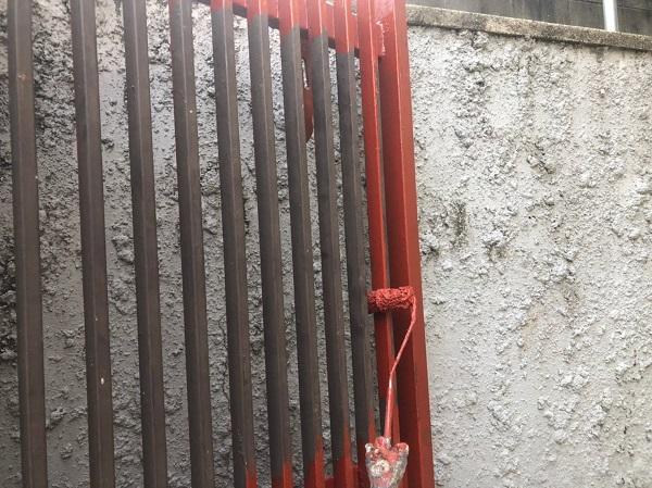 大阪府大阪市 付帯部塗装 付帯部とは ケレン作業が重要な理由 (4)