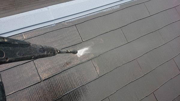 大阪府大阪市 屋根塗装 外壁塗装 高圧洗浄 チョーキング現象とは (1)
