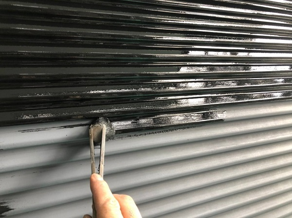 大阪府摂津市 外壁塗装 屋根塗装 雨戸塗装 目荒らし(目粗し)とは (3)