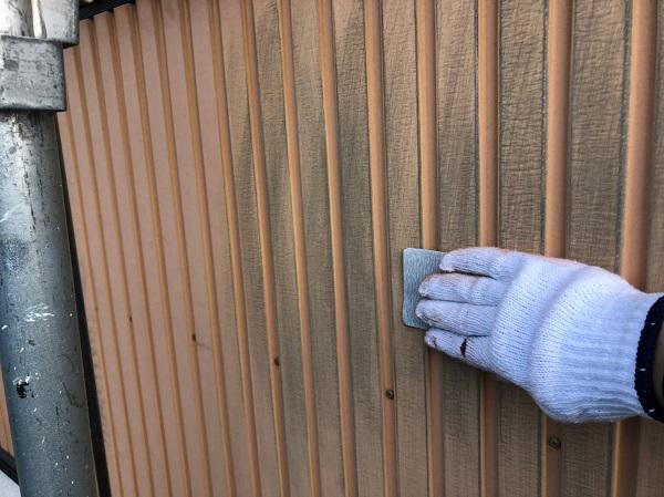 大阪府大阪市 付帯部塗装 付帯部とは ケレン作業が重要な理由 (7)