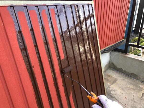大阪府大阪市 付帯部塗装 付帯部とは ケレン作業が重要な理由 (1)