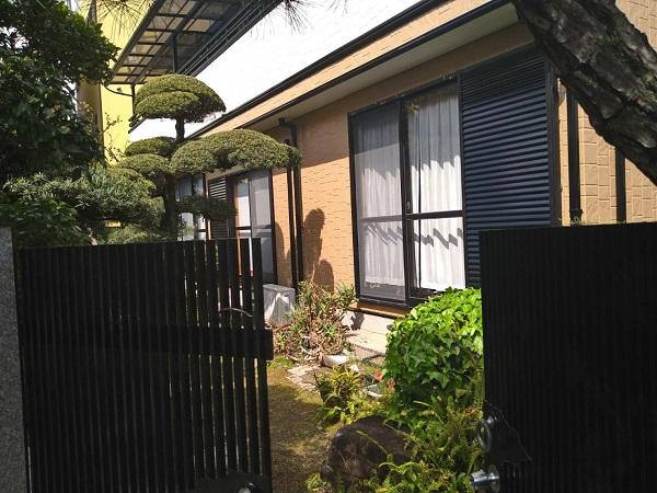 大阪府摂津市 屋根塗装 外壁塗装 付帯部塗装 (3)