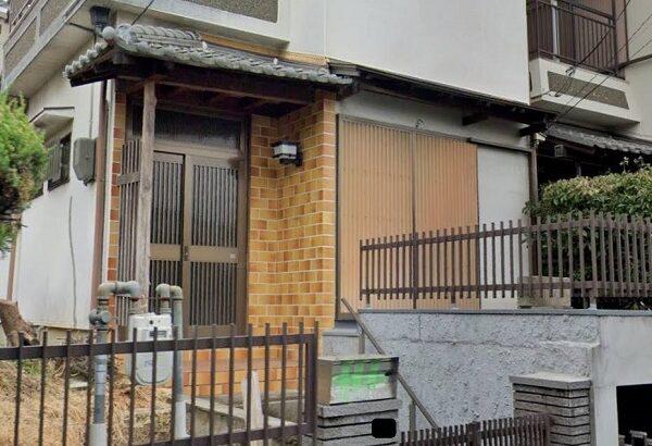 大阪府大阪市 外壁塗装 付帯部塗装 (1)