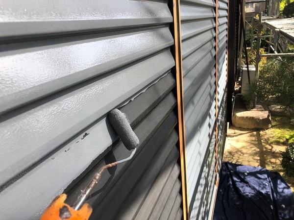 大阪府摂津市 外壁塗装 付帯部塗装 雨戸塗装 フッ素塗料の特徴 (3)