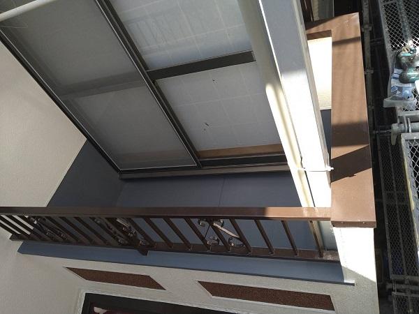 大阪府大阪市 外壁塗装・防水工事 完工 水谷ペイント ナノコンポジットW (3)