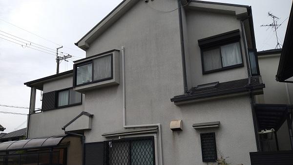 大阪府摂津市 T様邸 屋根塗装・外壁塗装・付帯部塗装 (6)