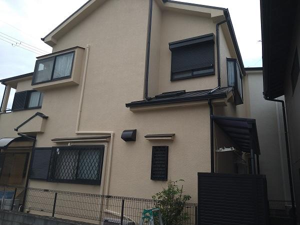 大阪府摂津市 T様邸 屋根塗装・外壁塗装・付帯部塗装 (3)