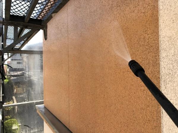 大阪府枚方市 I様邸 外壁塗装・付帯部塗装1