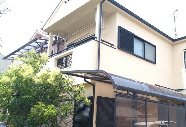 大阪府摂津市 T様邸 屋根塗装・外壁塗装・付帯部塗装 (5)