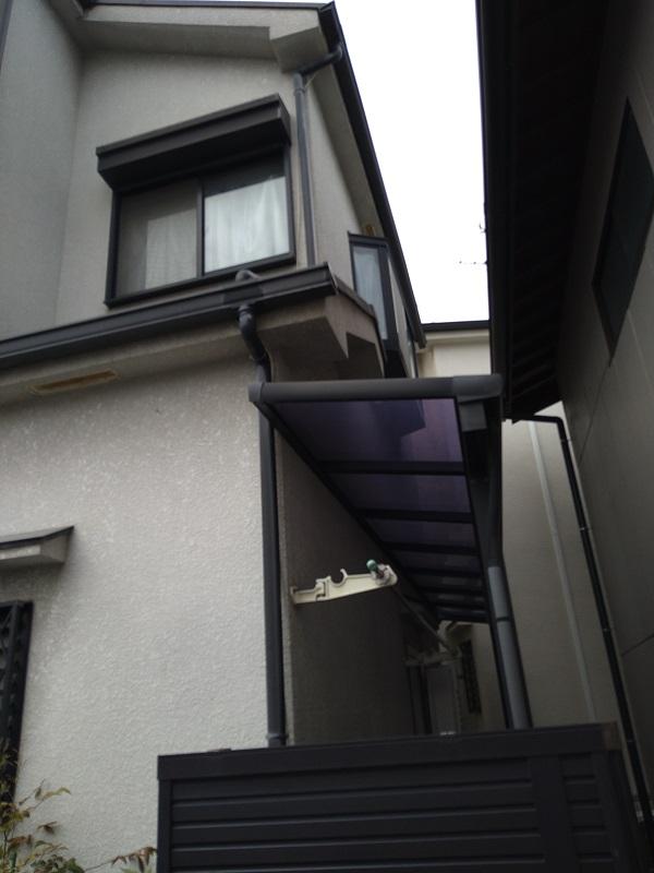 大阪府摂津市 T様邸 屋根塗装・外壁塗装・付帯部塗装 (9)