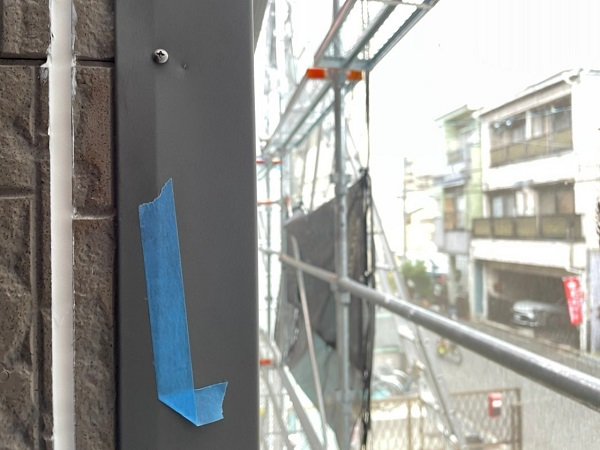 大阪府大阪市住之江区 外壁塗装・付帯部塗装 シーリング 二面接着とは (4)